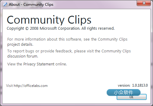 Community Clips - Office Lab 录屏工具 1