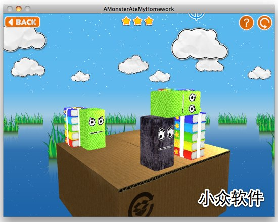 A Monster Ate My Homework - 怪物把我作业吃了[Mac] 1