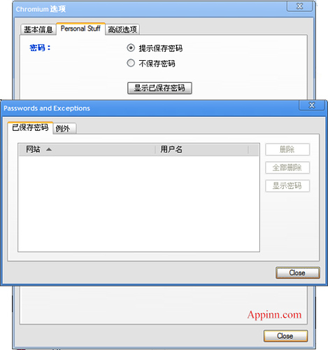 ChromePasswordDecryptor - Chrome 密码导出器 1